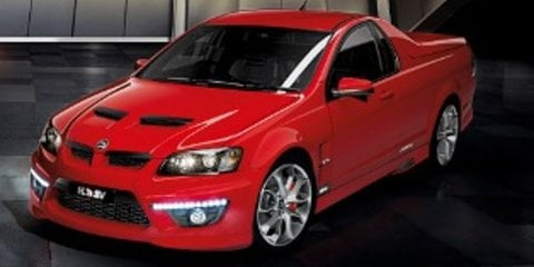2009 HSV Maloo R8 Review Review
