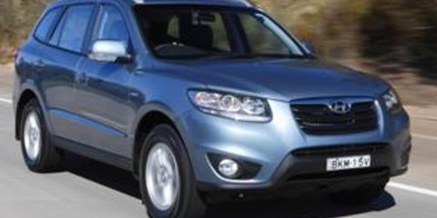 2009 Hyundai Santa Fe CRDi Long Term Review update