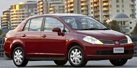 2012 NISSAN TIIDA ST Review