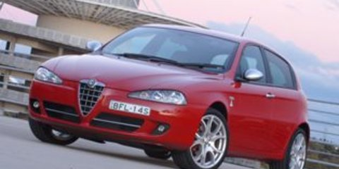 2010 Alfa Romeo 147 Selespeed Review