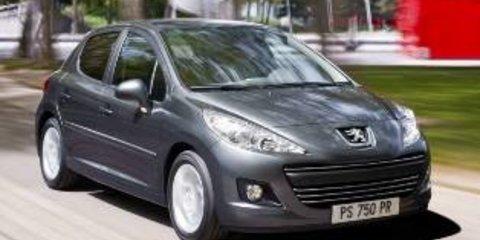 2012 Peugeot 207 Sportium Review Review
