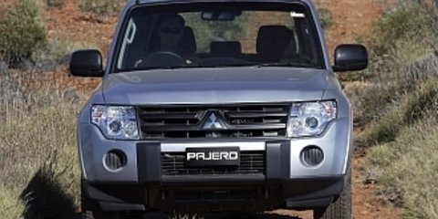 2010 Mitsubishi Pajero Platinum Edition Review Review