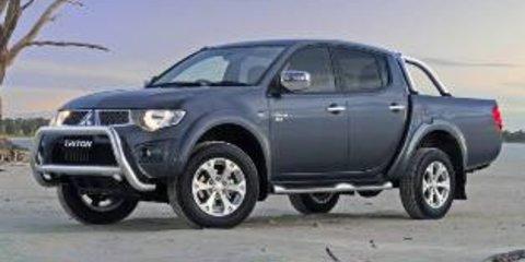 2010 Mitsubishi Triton Glx-r (4x4) Review