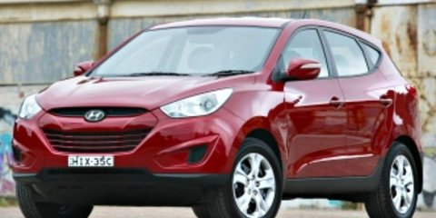 2012 Hyundai iX35 Active (FWD) Review Review