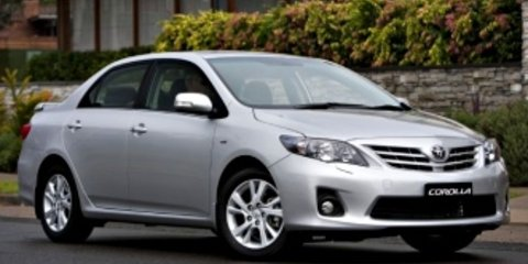 2010 Toyota Corolla Conquest Review Review