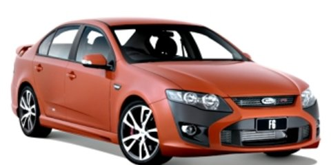 2010 Ford Fpv F6 Review