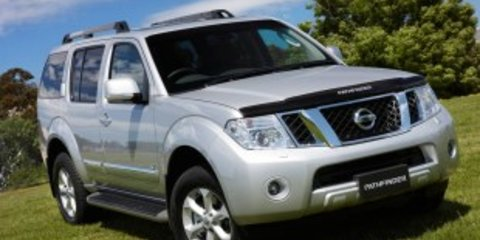 2011 Nissan Pathfinder Ti 550 Review
