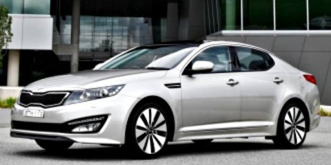 2011 Kia Optima Platinum Review Review