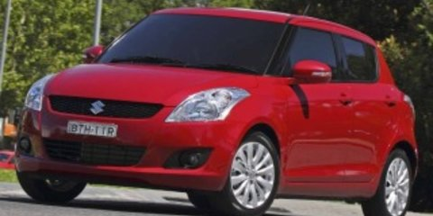 2011 Suzuki Swift GLX Review