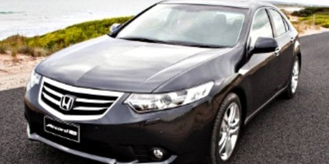 2012 HONDA ACCORD EURO Review