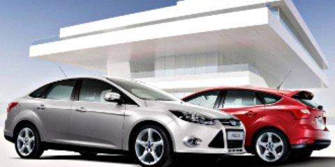 2011 Ford Focus Titanium Review Review