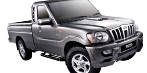 2012 Mahindra Pik-Up (4x4) Review