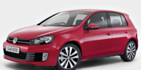 2012 Volkswagen Golf GTd Review Review