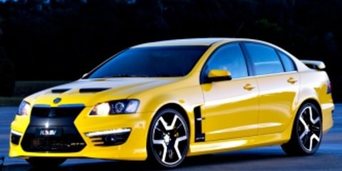 2011 HSV GTs (dual Fuel) Review