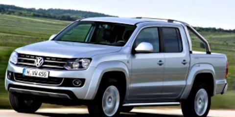 2011 Volkswagen Amarok TDI400 Trendline Review Review