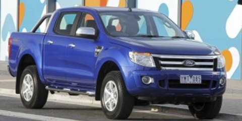 2012 Ford Ranger XLT 3.2 (4x4) Review