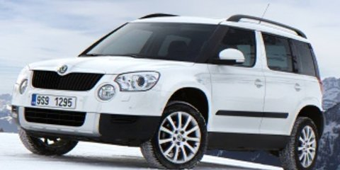 Skoda Yeti Review Specification Price Caradvice