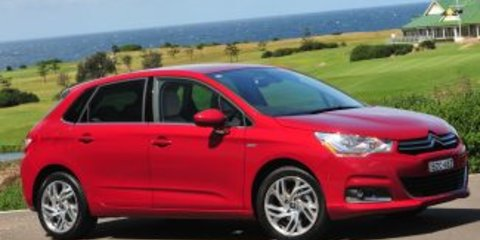 2012 Citroen C4 Seduction E-HDi Review Review