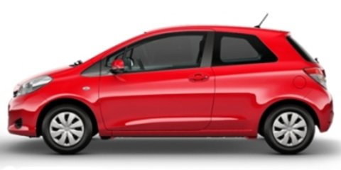 2012 Toyota Yaris Yrs Review Review