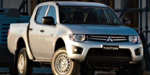 2012 Mitsubishi Triton GLX Review Review