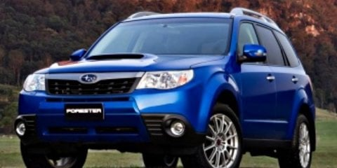 2011 Subaru Forester S-Edition Review