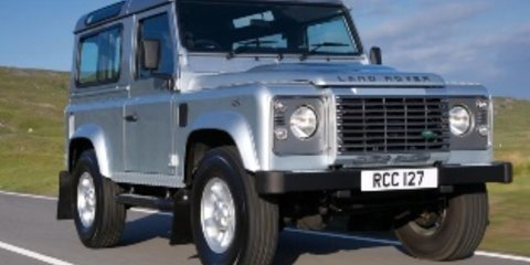 2013 Land Rover Defender 90 Review Review