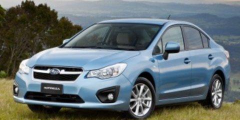 2012 Subaru Impreza 2.0i (AWD) Review