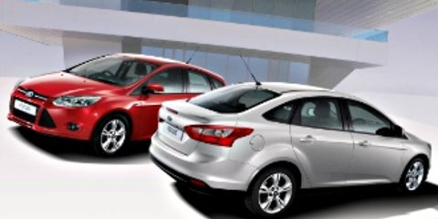 2012 Ford Focus Trent Review Review