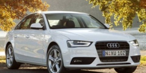 2013 Audi A4 1.8 TFSI Review Review
