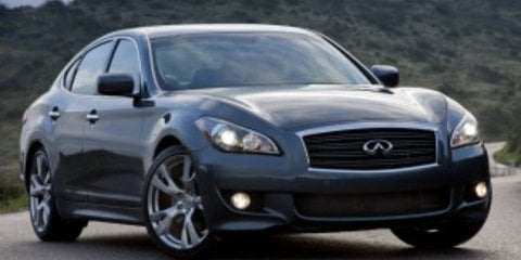 2012 Infiniti M 37 GT Review Review