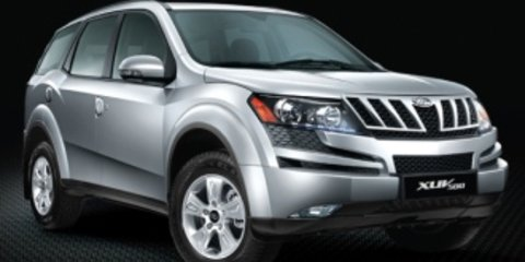 2013 Mahindra Xuv500 (AWD) Review Review