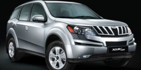 2014 Mahindra Xuv500 (AWD) Review Review