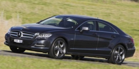 2012 Mercedes-Benz CLS 500 BE Review