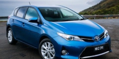 2014 Toyota Corolla Ascent Sport Review Review