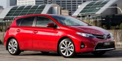 2013 Toyota Corolla Levin Sx Review