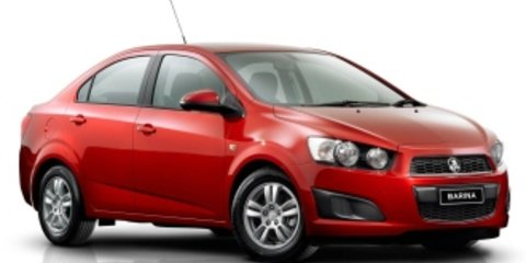 2012 Holden Barina CDX Review Review