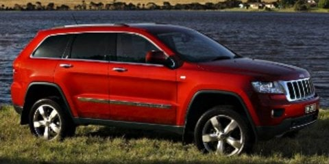 Jeep Grand Cherokee Overland Review