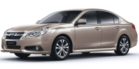2013 Subaru Liberty 2.5i Review