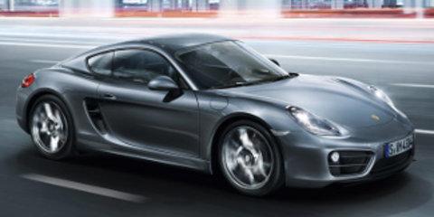 2014 Porsche Cayman Review Review