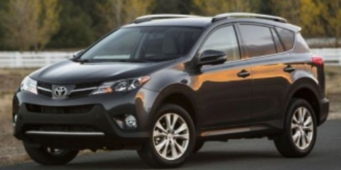 2013 Toyota Rav4 Gx (2wd) Review Review