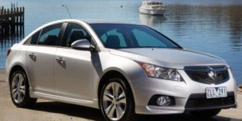 2014 Holden Cruze SRI V Review Review