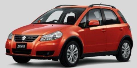 2014 Suzuki Sx4 Crossover Navigator Review Review