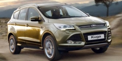 2014 Ford Kuga Titanium (AWD) Review Review