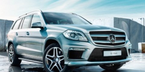 2013 Mercedes-Benz GL 350 BlueTEC Review Review