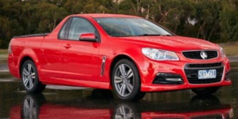 2013 Holden Ute Sv6 Review Review