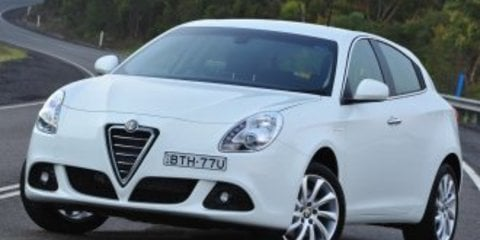2014 Alfa Romeo Giulietta Progression 1.4 Review
