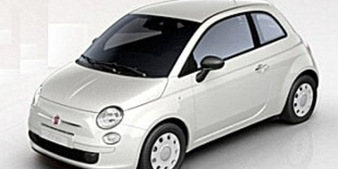 2014 Fiat 500 POP Review Review