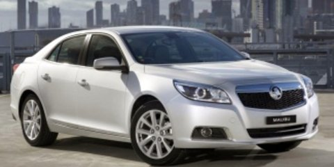 2013 Holden Malibu Cd Review