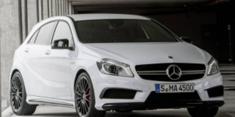 2013 Mercedes-Benz A45 Amg Review Review