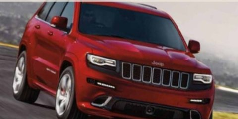 Jeep Grand Cherokee SRT Review
